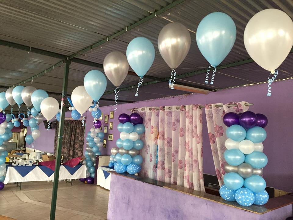 Des Malta Balloon Decorations
